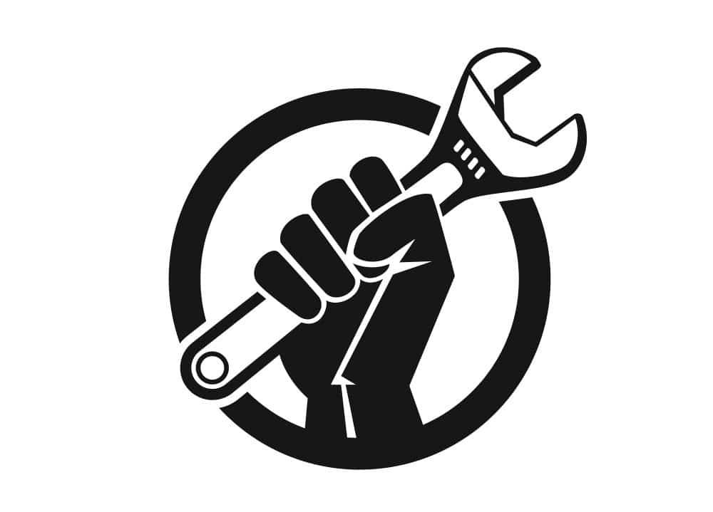 Símbolo right to repair